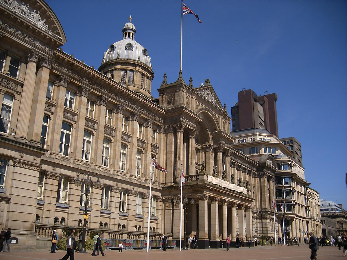 Birmingham City Council use innovative digital search to find new Chief Executive