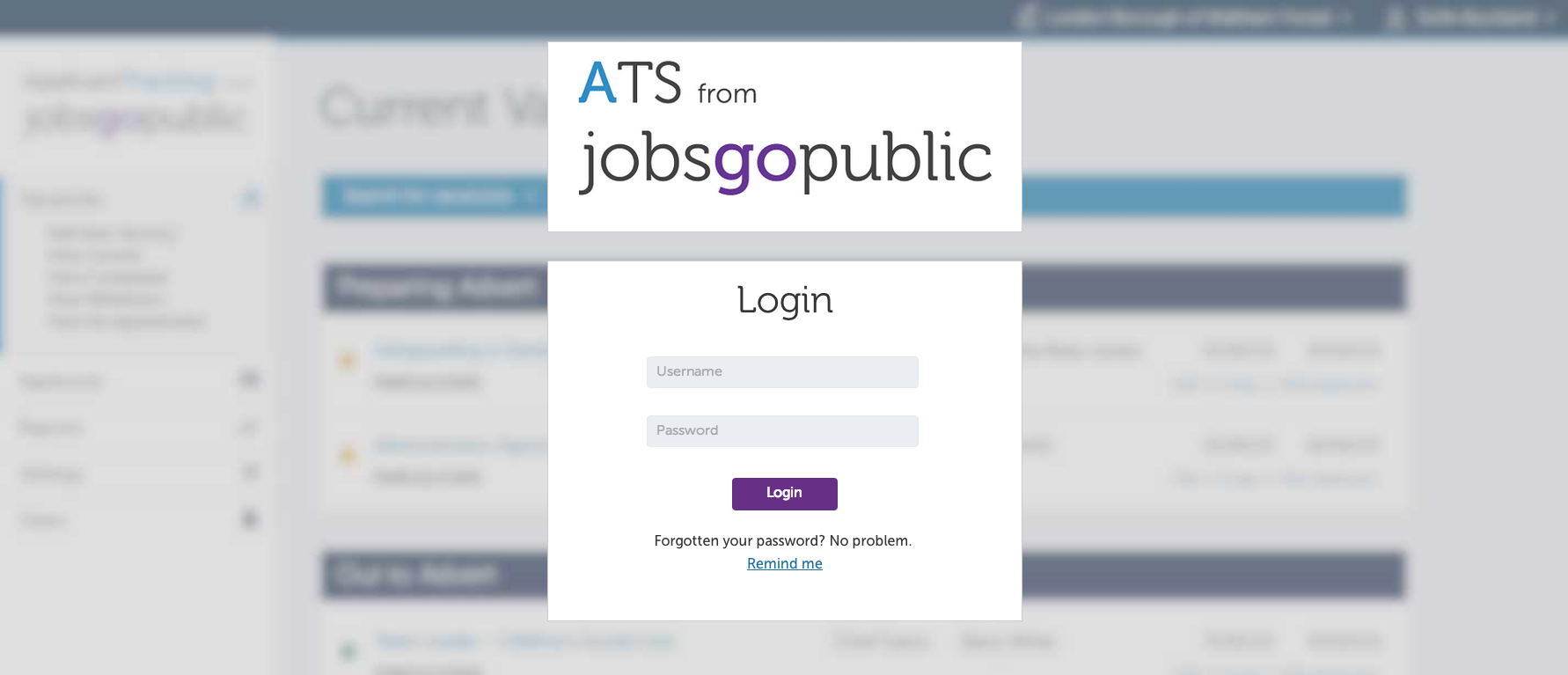 A new look for your Jobsgopublic ATS!