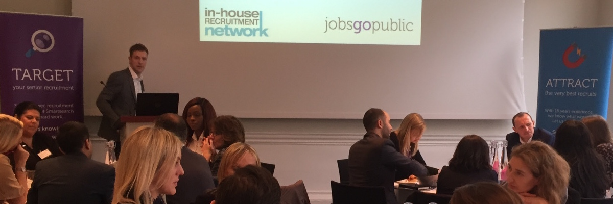 In-house recruitment breakfast event & white paper