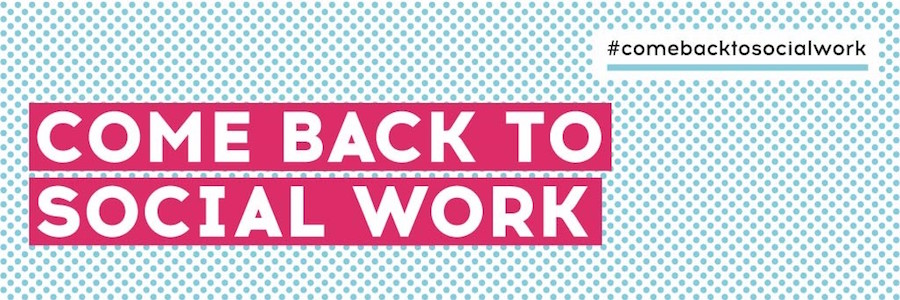 Come Back to Social Work campaign recognised by Personnel Today